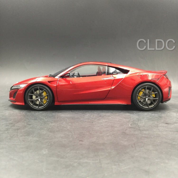 KengFai 1:18 Acura NSX diecast (LHD) Red full open (KF000501) available now
