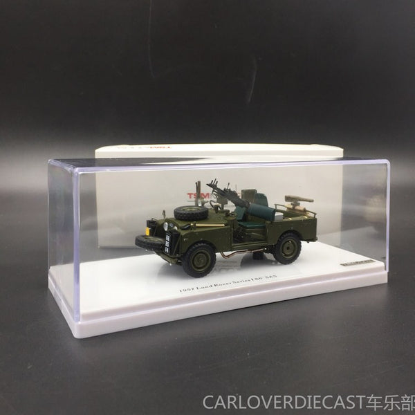 "TSM-Model - Land Rover Series I 86"" SAS Resin Scale 1:43 (TSM154366)"
