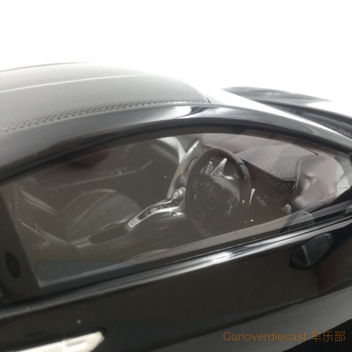 TopSpeed - Honda NSX (RHD) resin scale 1:18 in Berlina Black Limited 999pcs (TS0064) Free Display Cover !