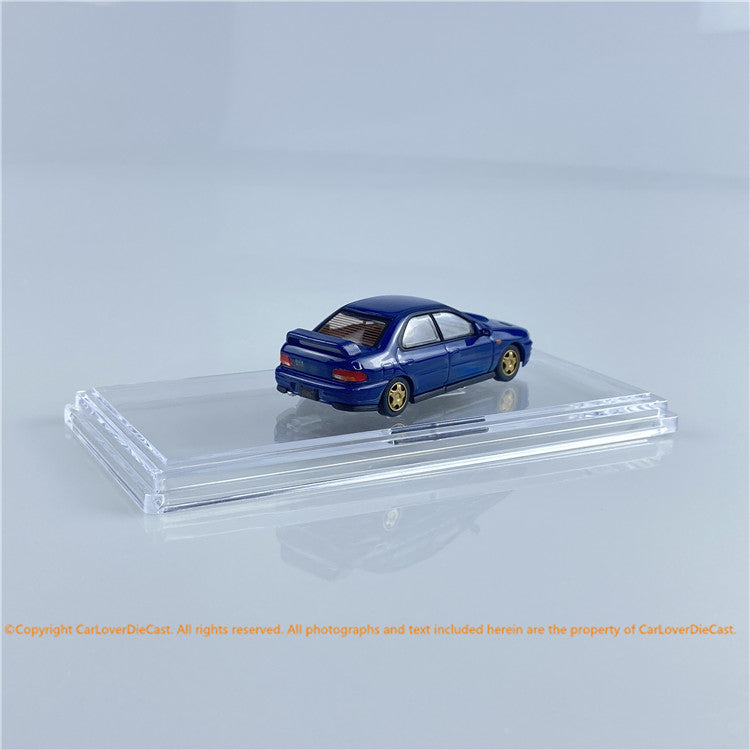 BM Creations 1:64 Subaru 1994 Impreza WRX (3 colors option)(64B0056-0061) diecast car model available  now