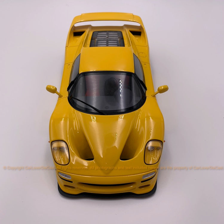 GT Spirit 1:18  KOENIG F50 resin model (KJ036) Asian Exclusive Edition Limited 504 units