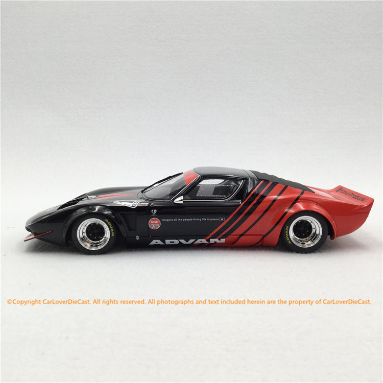 GT Spirit 1:18  LB works Miura resin model (KJ033) Asian Exclusive Edition Limited 504 units available Now