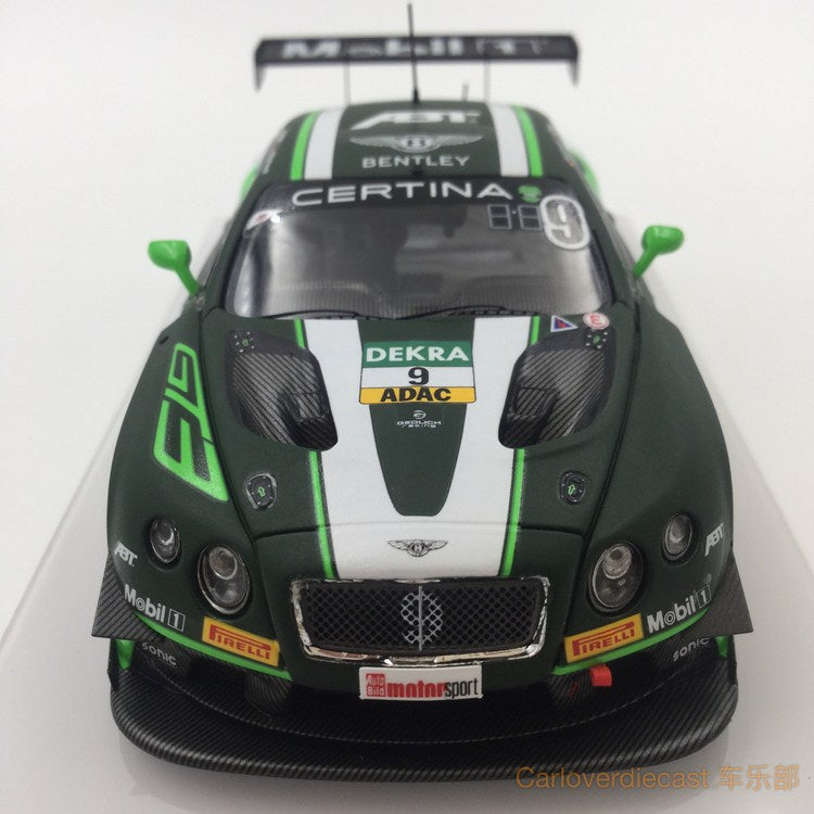 TSM-Model 1/43 Bentley Continental GT3
