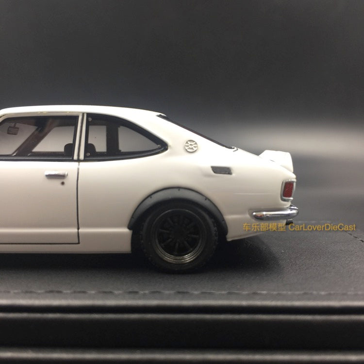 Ignition Model Toyota Corolla Levin (TE27) resin scale 1:43  (IG0732) available  now