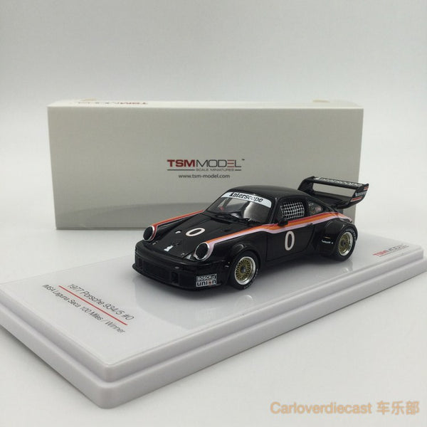 TSM - Porsche 934/5 #0 1977 IMSA Laguna Seca 100Mi Winner Interscope Racing 1:43 resin (TSM430226) available now