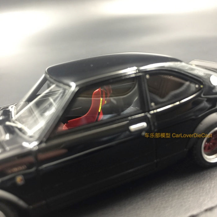 Ignition Model - Toyota Corolla Levin (TE27) Resin Scale 1:43 Black (IG0731) Available Now