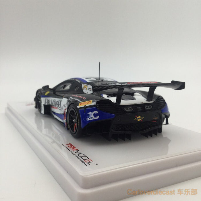 TSM-Model McLaren 650S GT3 #79 2016 British GT Donington Park GP Winner Resin Scale 1:43 (TSM430197) Available now