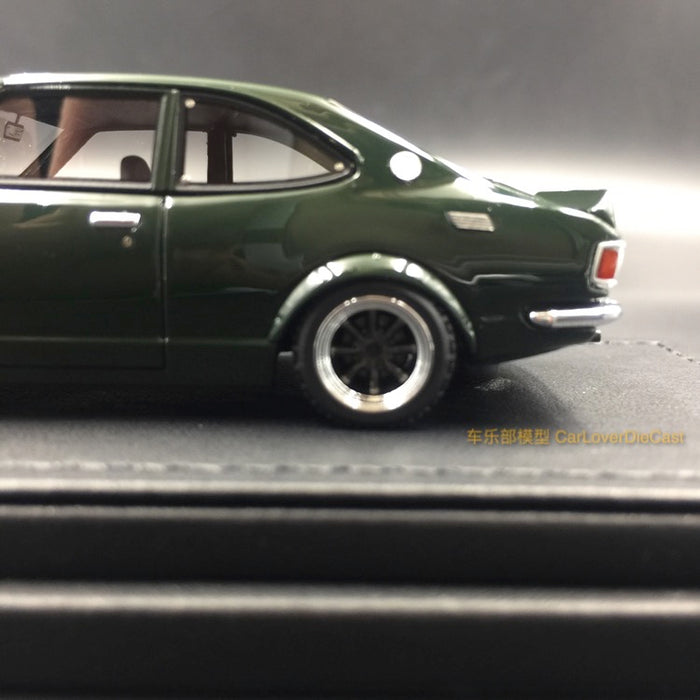 Ignition Model - Toyota Corolla Levin (TE27) Resin Scale 1:43 Green (IG0727) Available Now