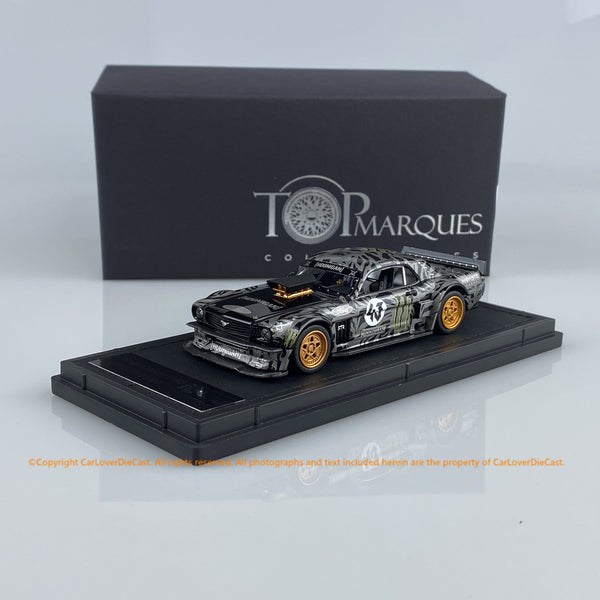 Top Marques 1:43 Hoonigan Beast (TM43-003A)  resin car model available now