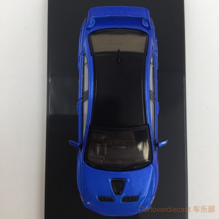 Tarmac works 1:64 diecast Mitsubishi EVO X - Octane Blue available now T64-004-BL