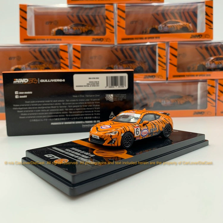 INNO Model 1:64 TOYOYA GT86