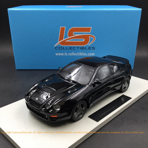 LS Collectibles 1:18 Toyota Celica ST 205 (Black) LS031A resin car model
