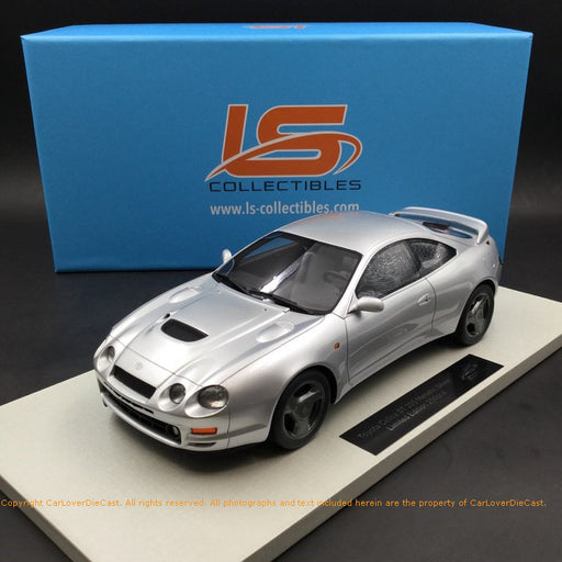 LS Collectibles 1:18 Toyota Celica ST 205 (Silver) LS031D resin car model