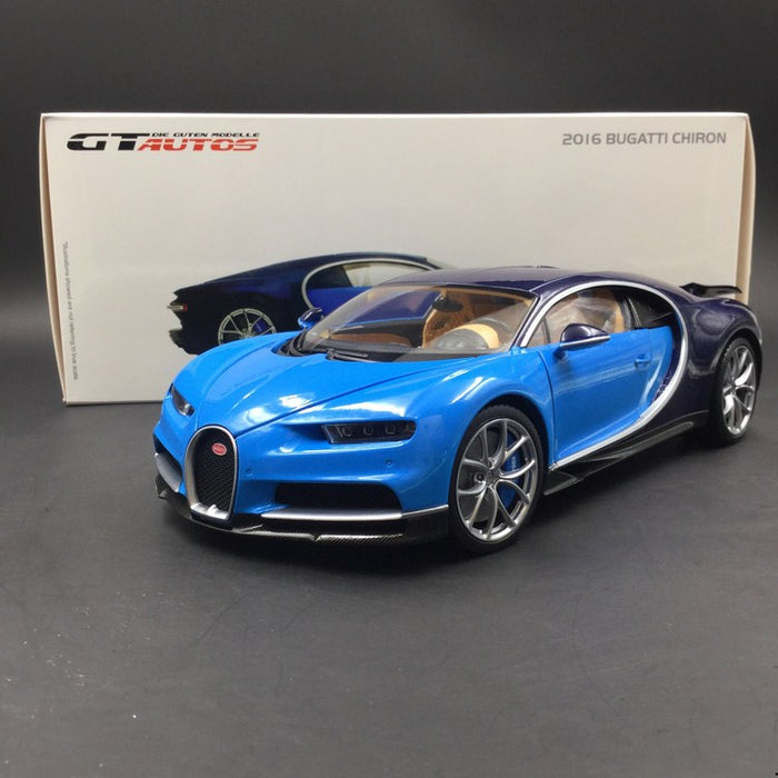 Gt Autos 1 18 Bugatti Chiron 2016 11010mb Diecast Available Now