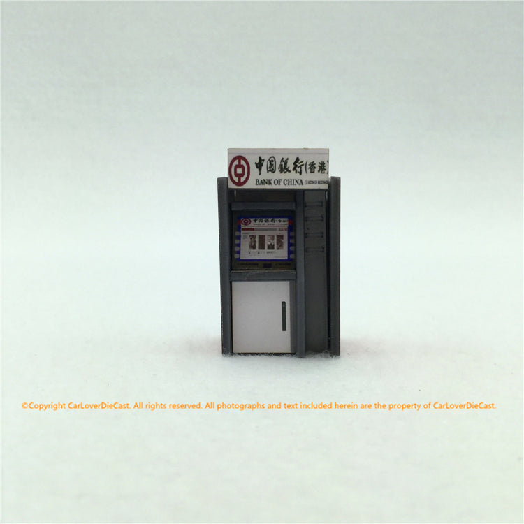 Magic City 1:64 Vending machine / ATM Machine with LED Light (19 options) available now