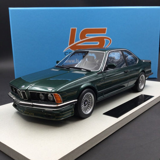 LS Collectibles - BMW Alpina B7 (Green) resin scale 1:18 (LS029B)