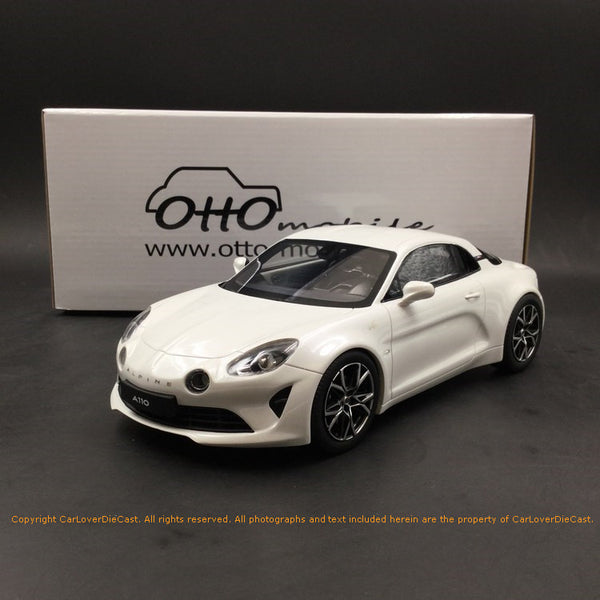 OttO Mobile 1:18 Alpine A110 Pure resin car model (OT736) limited 999 pcs available now