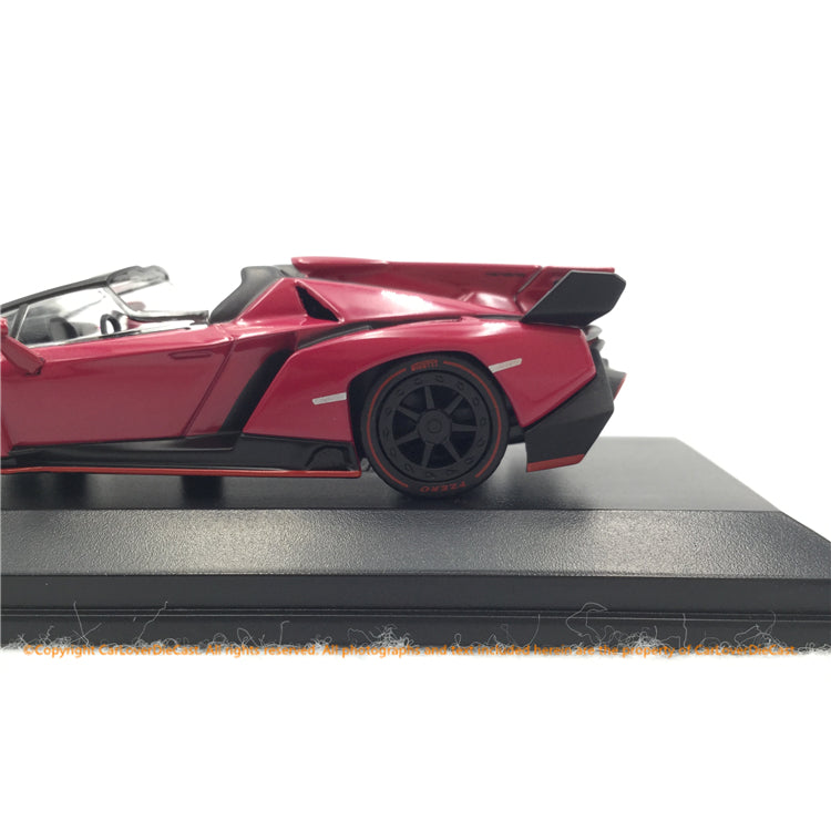 Kyosho 1:64 Lamborghini Veneno (4 colors) KS07040A1-4 diecat model available now