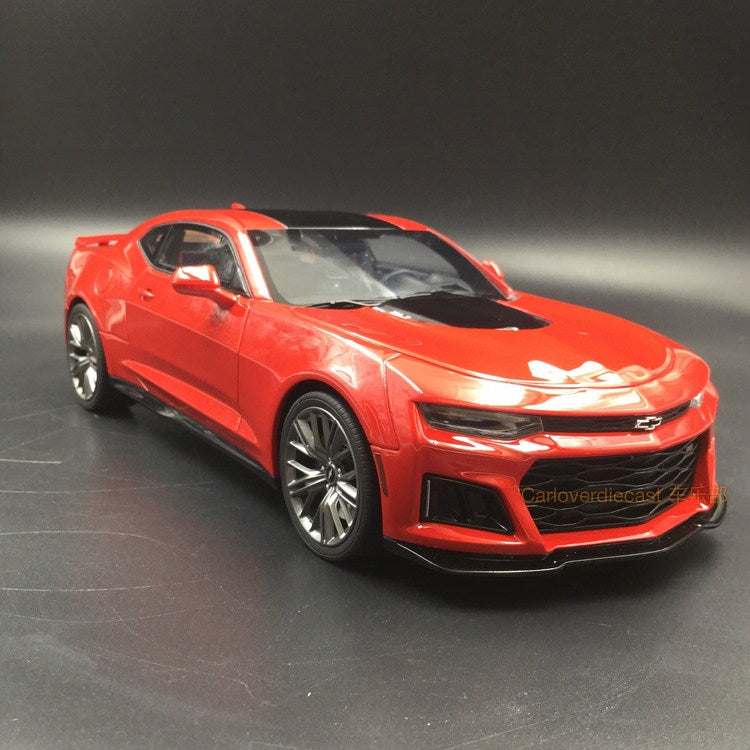 GT Spirit 1:18 Chevrolet Camaro resin model (US edition) US012 available now