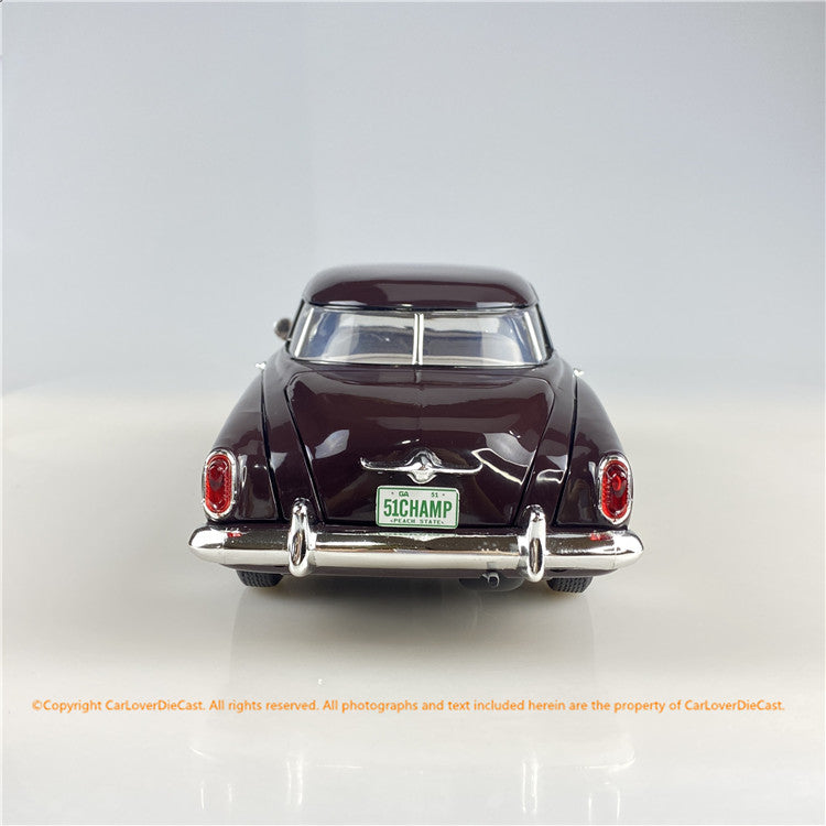 ACME 1:18 1951 Studebaker Champion(A1809201) All-Opened Diecast Car Model