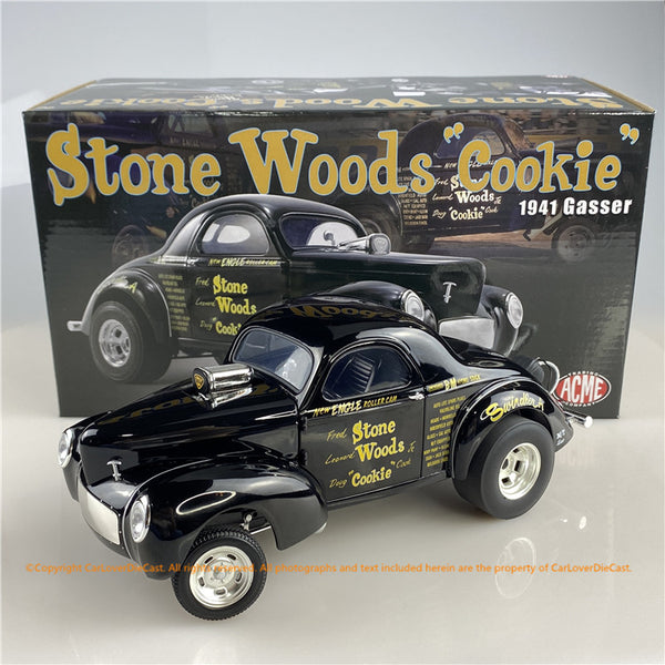 ACME 1:18 1941 Gasser - Stone Woods and Cookie (A1800915) Diecast car model available  now