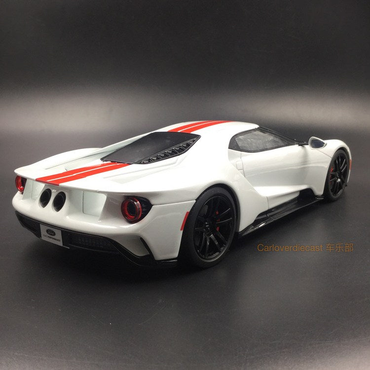 GT SPIRIT - Ford GT 2017 Resin Scale 1/18 Model (GT097)  Limited 1500 units available now