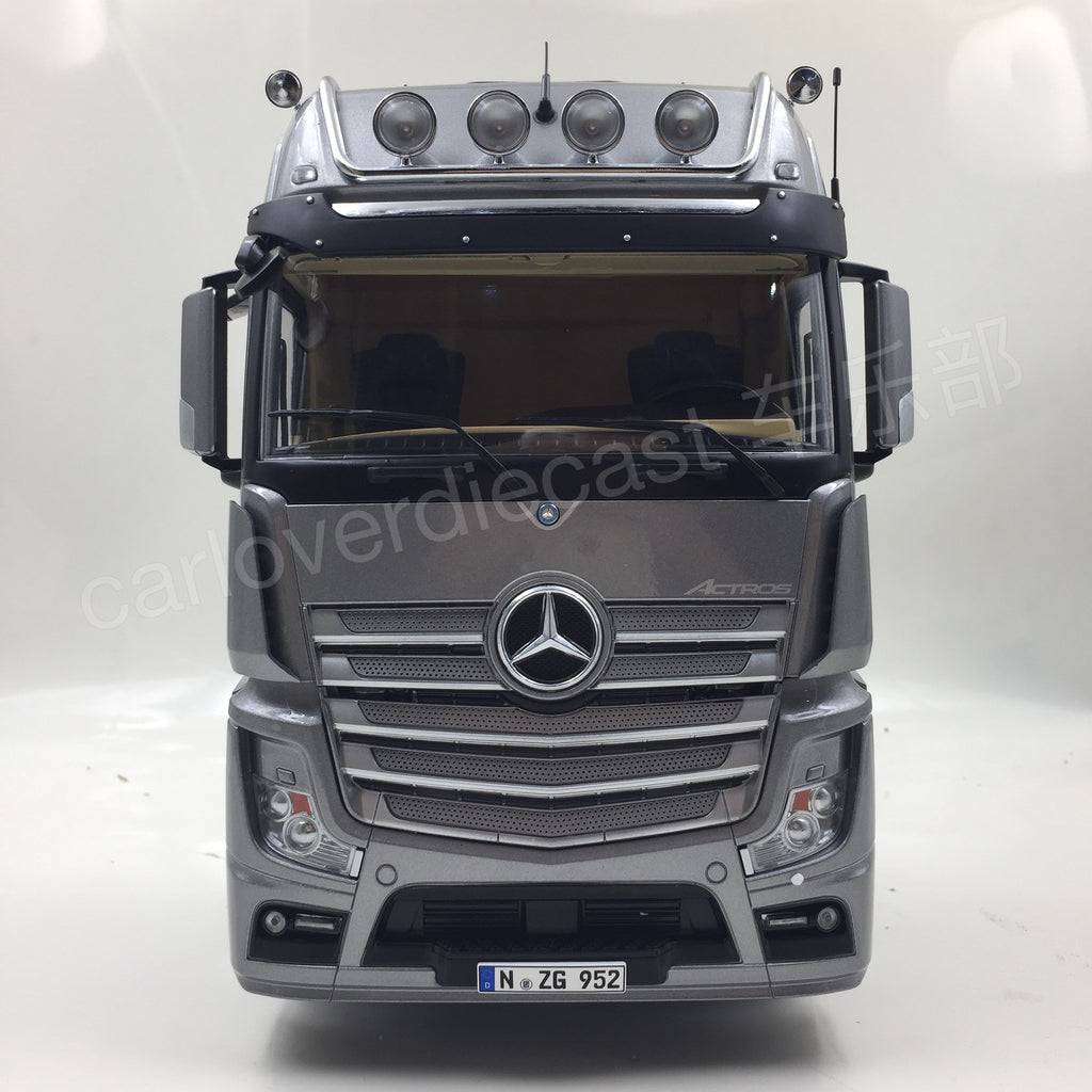 Nzg mercedes benz actros giga space truck tractor in for Mercedes benz iron