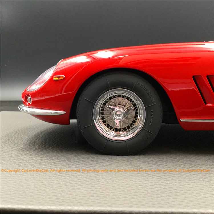 Top Marques -  275 GTB /4 (Red) 1:12 resin model (TM12-04A) available now