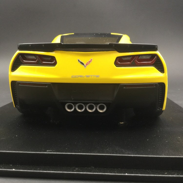 Topspeed - Chevrolet  Corvette Grand Sport  resin scale 1:18 TS0119 available Now