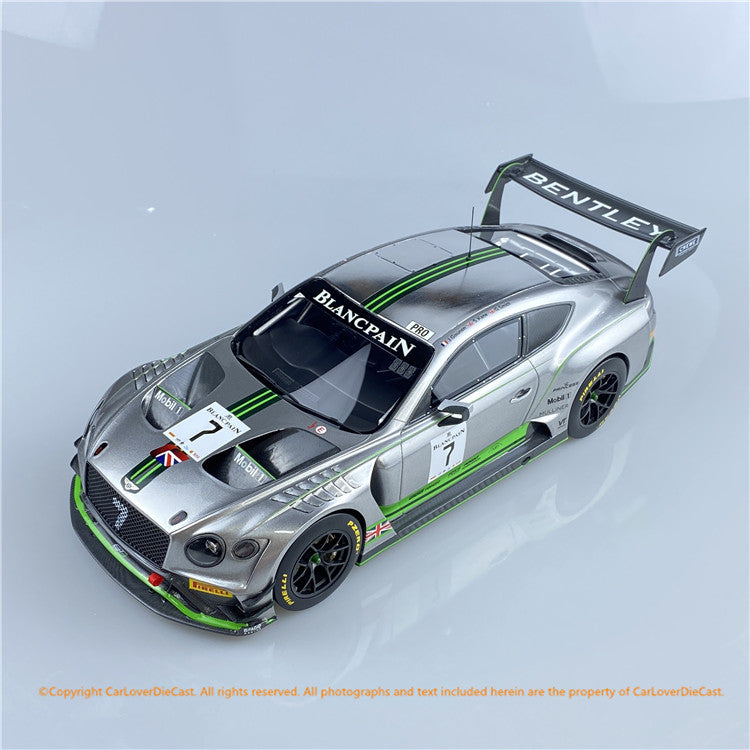 Topspeed 1:18 Bentley Continental GT3