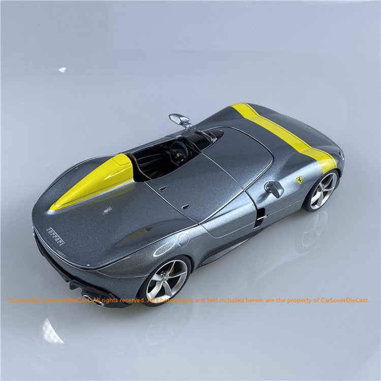 Bbruago 1:18 Ferrari MONZA (SP1 18-16013 ) Diecast car model available now