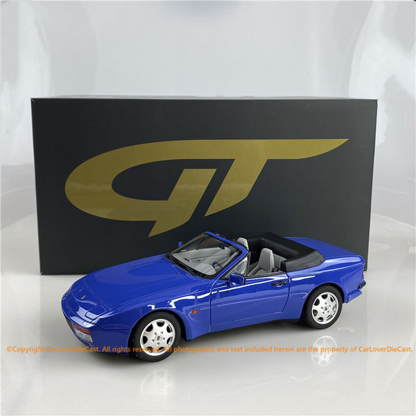 GT Spirit 1:18 PORSCHE 944 TURBO S2(GT804)  Resin car model