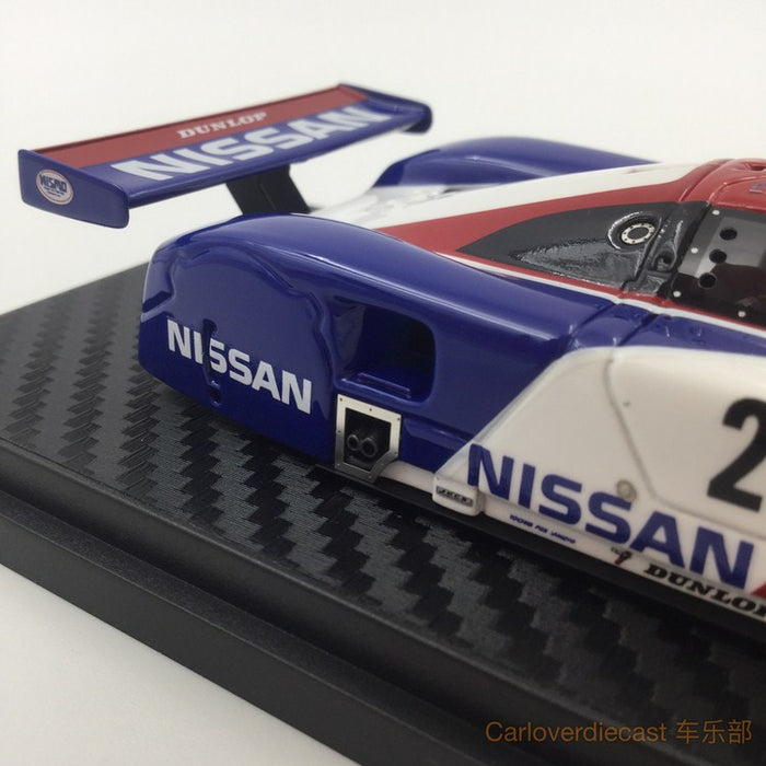 Ignition model - Nissan R89C (#25) 1989 Le Mans resin scale 1:43 - IG1070