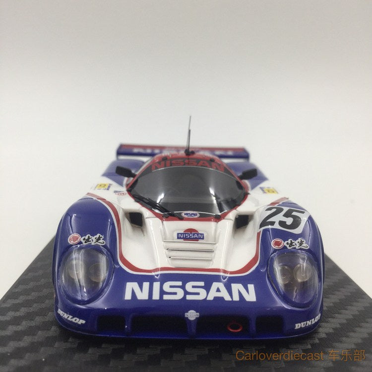 Ignition model - Nissan R89C (