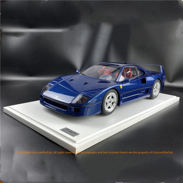 GT Spirit 1:8   F40 (GTS80022)  Resin car model available now