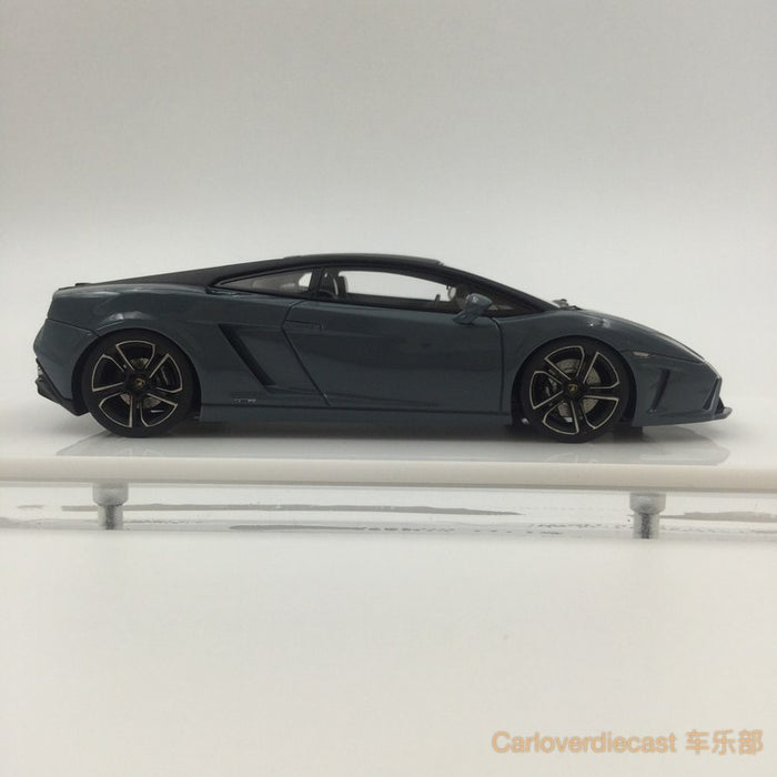 Makeup  Lamborghini Gallardo LP560-4 Super MY 2013  (Gray with black Roof) resin scale 1:43(EM289E) available now