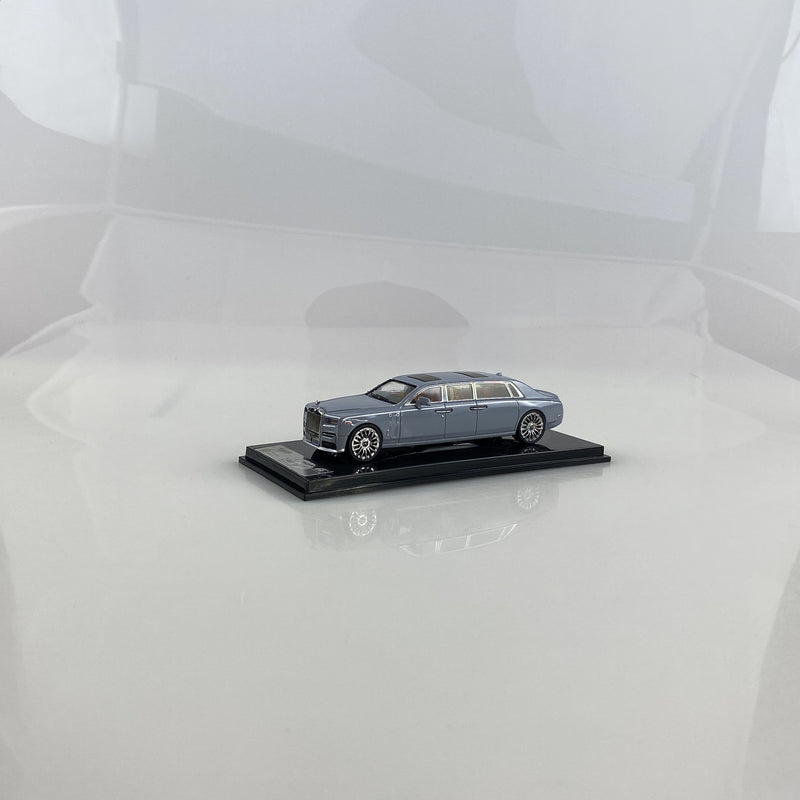 SMALLCARART 1:64  RR Phantom VIII Cement ash (SK164007G) Diecast Car availablenow