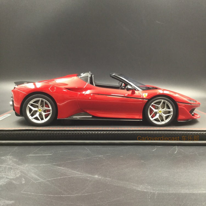 BBR 1:18 Ferrari J50 50th Anniversary Japan Launch Edition 2018 Resin Model (P18156) LImited 200pcs available now