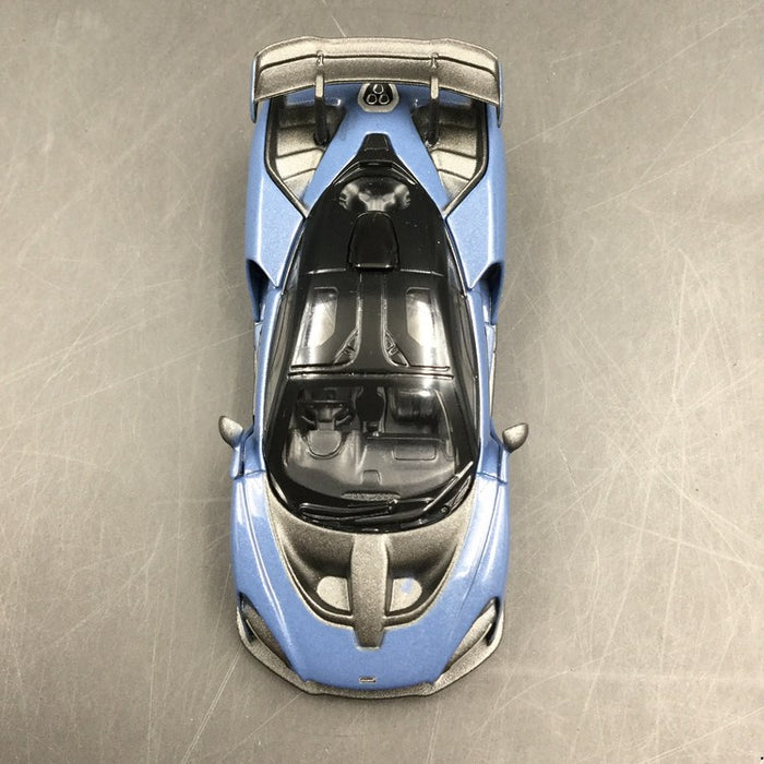 Avanstyle Aston Martin Vanquish S resin scale 1:18 (Blue) AS018-10 limited 298 pcs