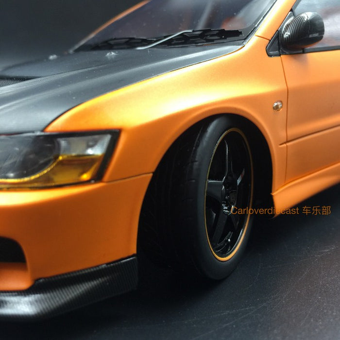 fiber front carbon lip x oe evo products for style oem ra mitsubishi lancer