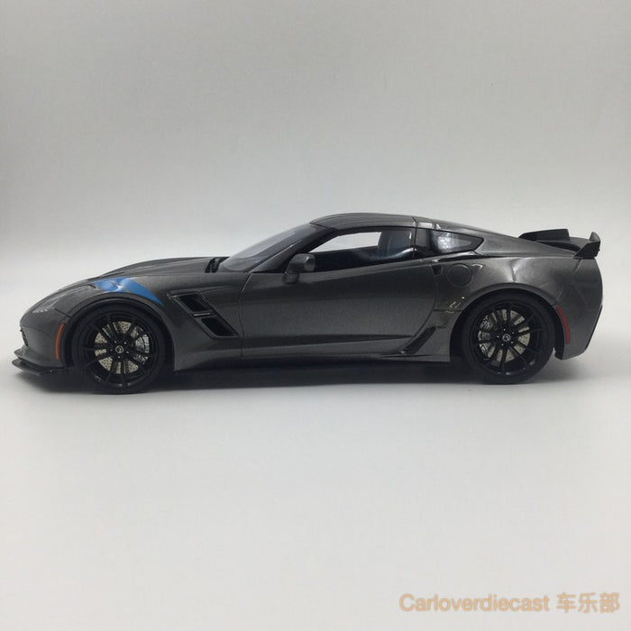 GT Spirit   CHEVROLET CORVETTE GRAND SPORT 2017 Resin Scale 1/18   Limited 1500 pcs (GT151) Available now