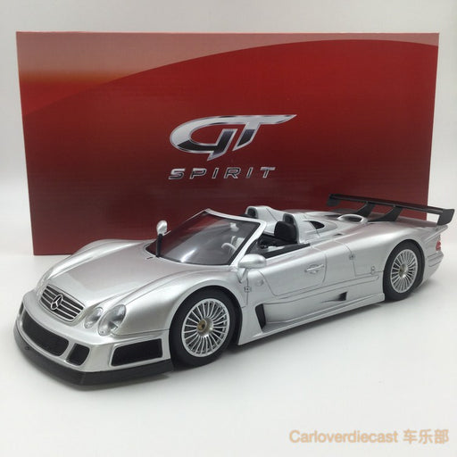 GT Spirit MERCEDES-BENZ CLK GTR ROADSTER  Resin Scale 1/18   Limited 1500 pcs (GT155) Available now