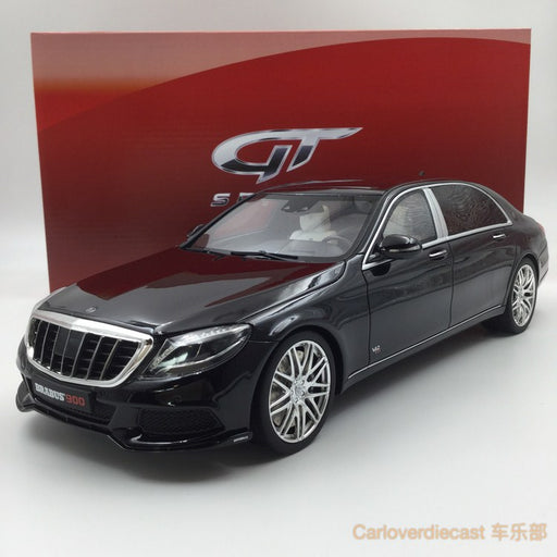 GT Spirit 1:18 Brabus MAYBACH 900 (GT163)Resin car model