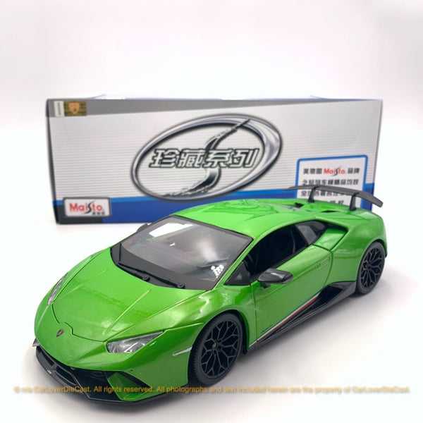 Maisto 1:18 Lamborghini Huracan Performante 10-31391 diecast car model