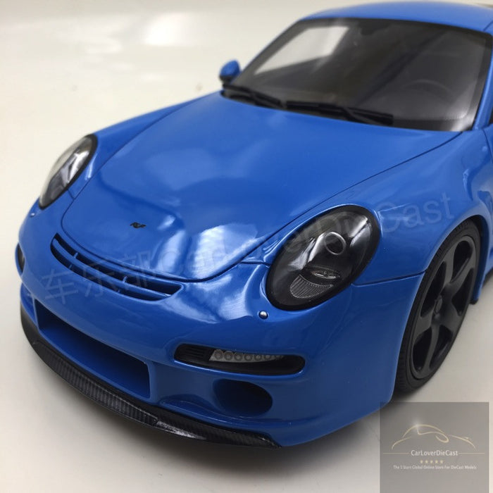 GT SPIRIT Porsche RUF RTR Resin Scale 1/18 Model By GT Spirit (GT113 )  Limited 1500 units available now