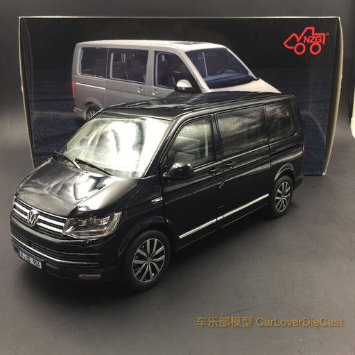 (NZG) Volkswagen Multivan Highline dieast scale 1:18 (Art.-No.954/150)