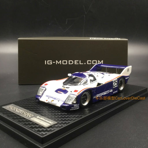 Ignition Model Schuppan  Porsche 962C (#25) 1988 JSPC  resin scale 1:43  (IG1202)
