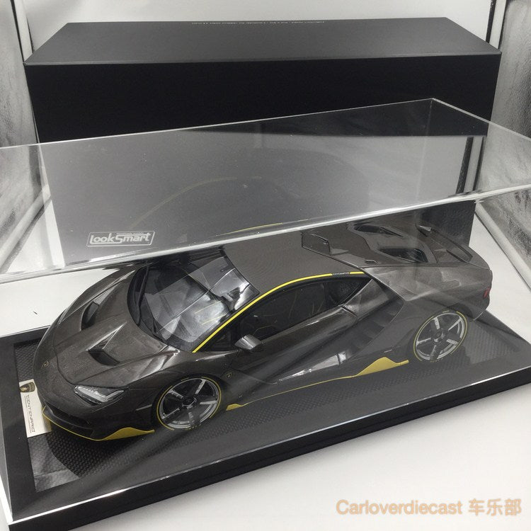 Looksmart  Lamborghini  LP770-4 Centenario LS12_08A  Resin Scale 1:12 Available now