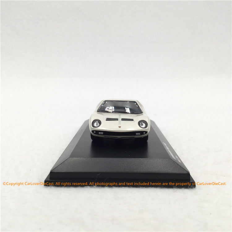 Kyosho 1:64 Lamborghini Miura P400 (KS06930A3/4) diecast model available now