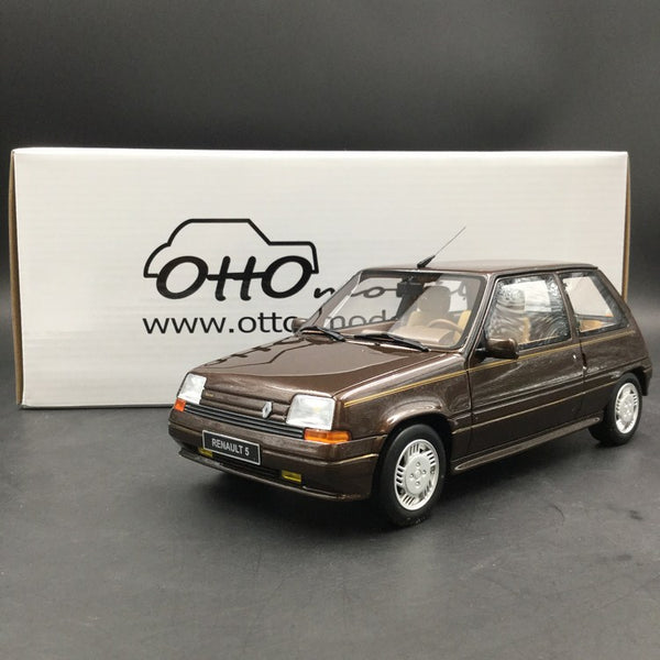 OttO Mobile 1:18 Renault Super 5 Baccara (OT764) resin model available now